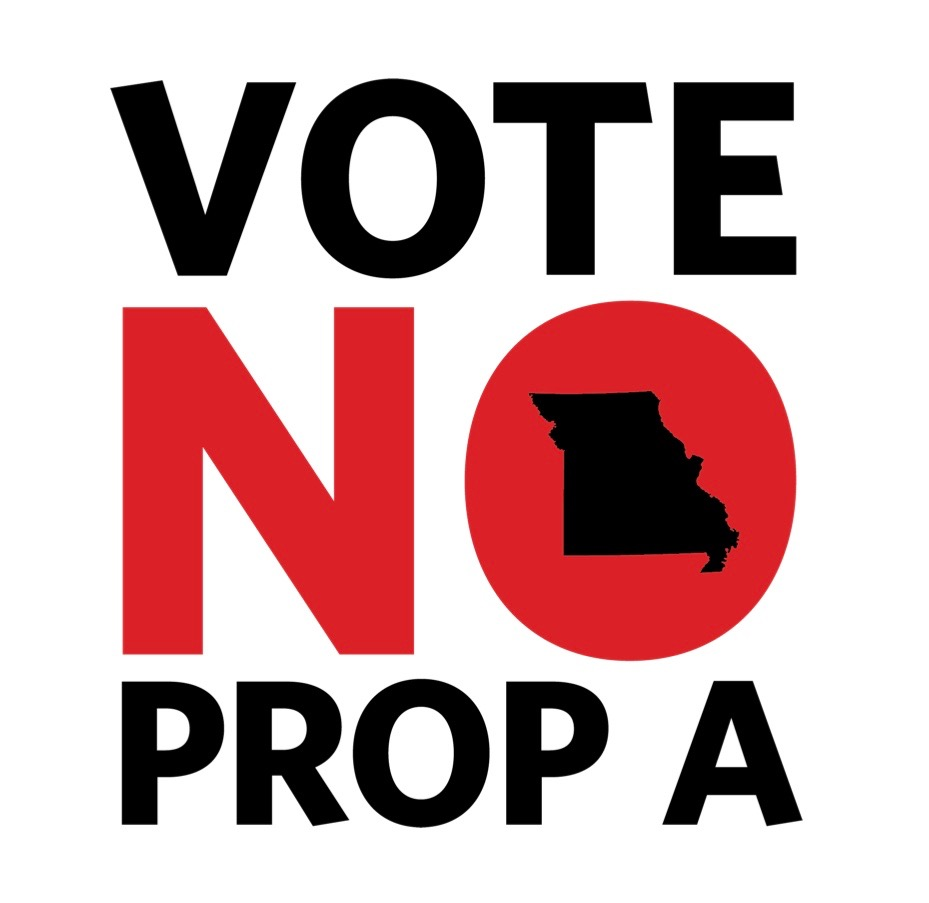Vote NO Prop A